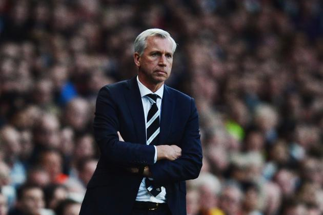 Alan Pardew Facing Newcastle United D-Day with Premier League Visit of Cardiff