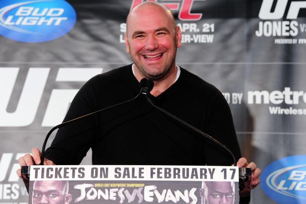 UFC Files $32 Million Lawsuit Against New York Internet Pirate