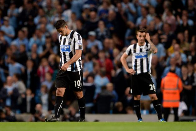 Time Up on Tyneside: Is It Time for Hatem Ben Arfa to Leave Newcastle United?