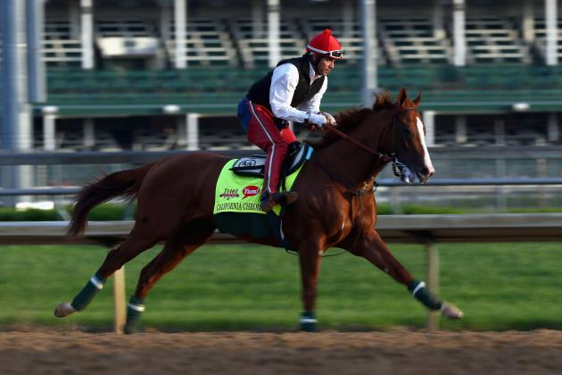 Kentucky Derby 2014 Post Positions: Latest Odds, Historical Stats for Each Slot