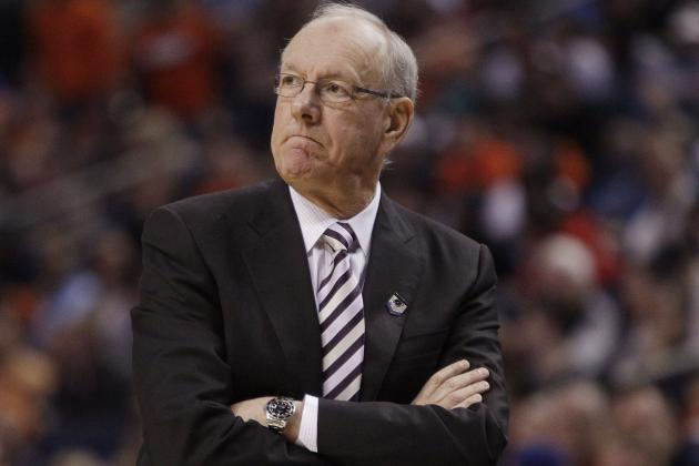 Odds Say That Jim Boeheim's Syracuse Basketball Team Has a 33-1...