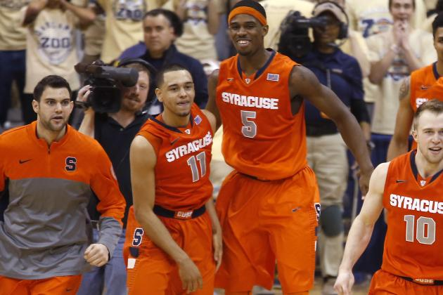Is Syracuse Among College Basketball's Royalty?
