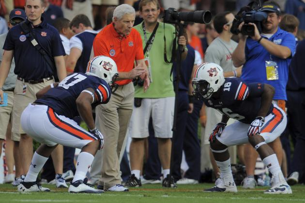 Auburn Football: Inside the Tigers' New-Look Defense