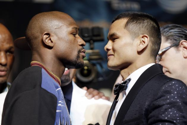 Floyd Mayweather Jr.'s Ideal Strategy to Ensure Victory vs. Marcos Maidana