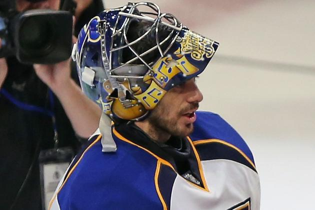 ST. LOUIS: Blues Dealing with Another Disappointing Finish