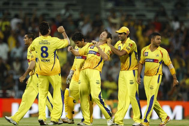IPL 2014 Schedule: Forthcoming Fixtures, TV and Live Stream Info and Form Guide