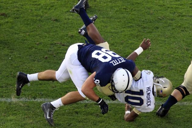 Penn State Football: Anthony Zettel's Chance to Be Nittany Lions' Next Great DT