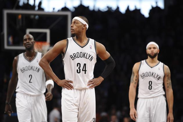Brooklyn Nets' High-Priced Players Failing to Live Up to Expectations