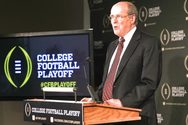 CFB Playoff Committee Strives for Transparency, but Faces Tough Challenges Ahead