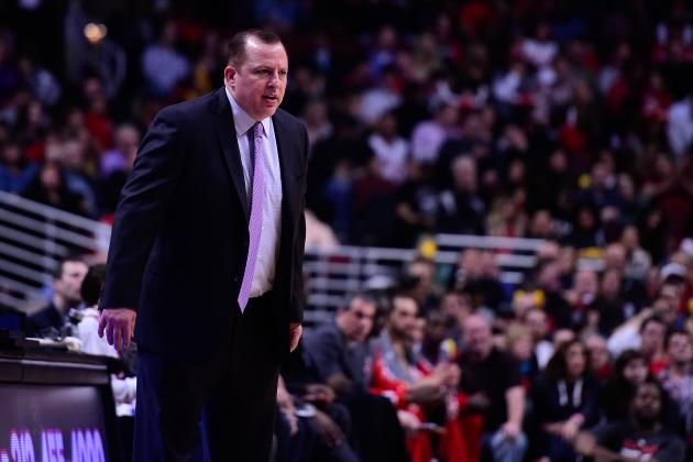 Lakers News: Latest Buzz on Los Angeles' Pursuit of Bulls Coach Tom Thibodeau