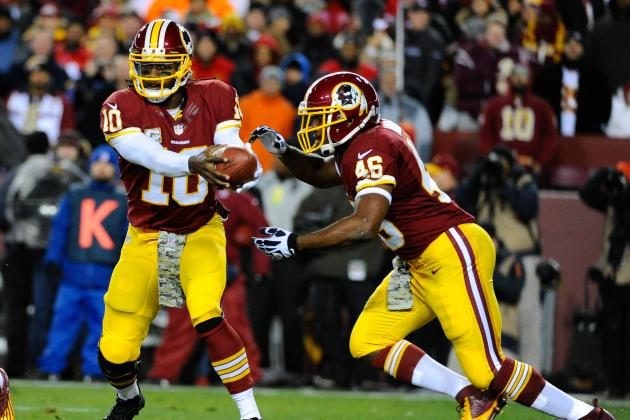 When It Comes to the Read Option for the Redskins, Less Is More