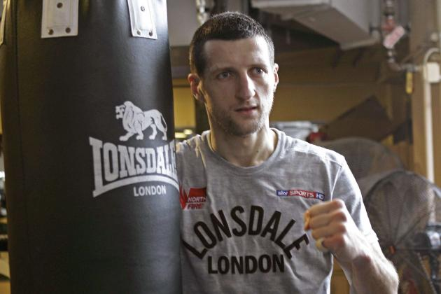 Carl Froch vs. George Groves: Explosive Quotes from Rival Duo's Ringside Special