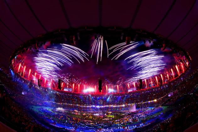 London 2012 Olypmic Legacy Reaches £13bn