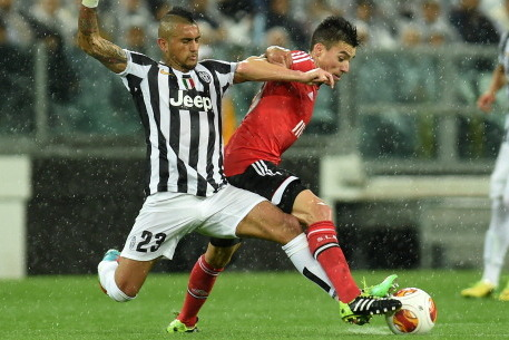 Juventus vs. Benfica: Live Player Ratings