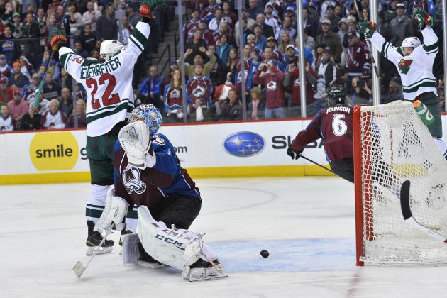 Colorado Avalanche's Magic Carpet Ride Crashes to Reality