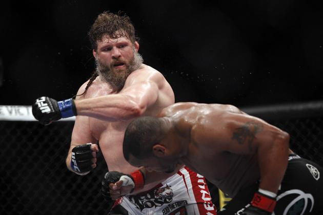 Slugfest Alert: Roy Nelson vs. Mark Hunt Targeted for End of the Year