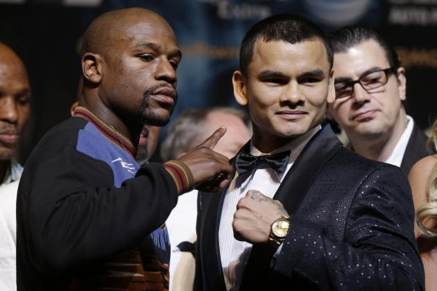 Mayweather vs. Maidana: Patience Key for Both Fighters in Saturday's Bout