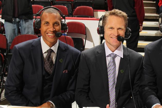 Reggie Miller to Kerr: Consider Your Options