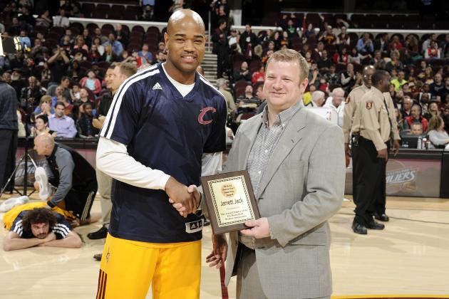 Jarrett Jack Wants All NBA Players to Boycott Until Donald Sterling Sells Team