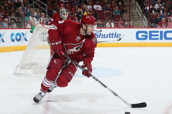 Phoenix Coyotes' Keith Yandle Needs to Elevate His Defensive Game
