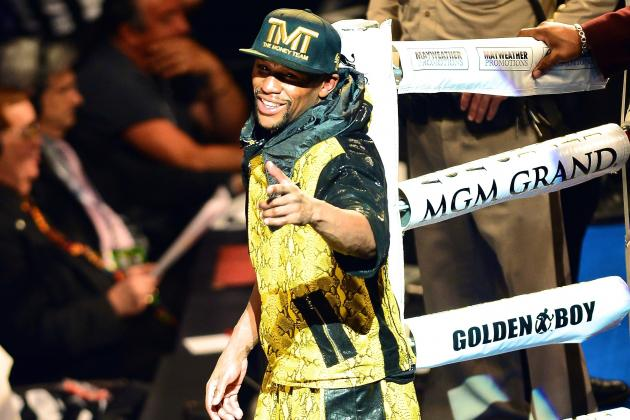 Does Floyd Mayweather Have Anything to Gain vs. Marcos Maidana?