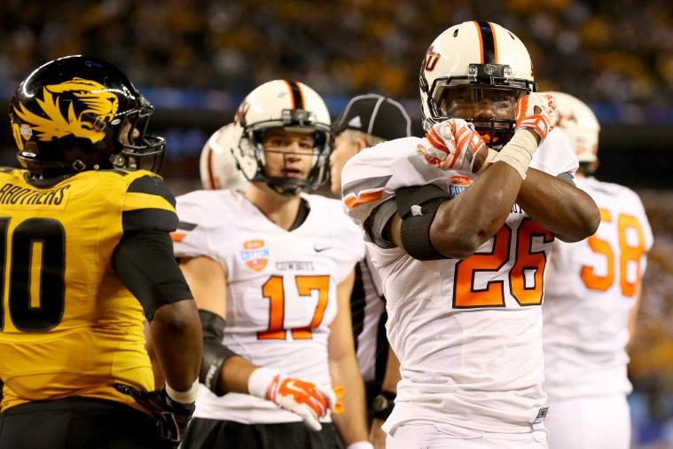 Oklahoma State Football: Will 2014 Be a Return to Form for 'Running Back U'?