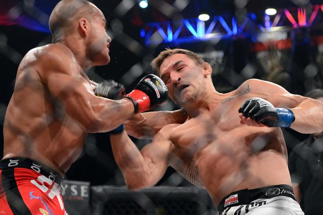 Bellator 120 Is the Time to Shine for Michael Chandler, Alexander Shlemenko