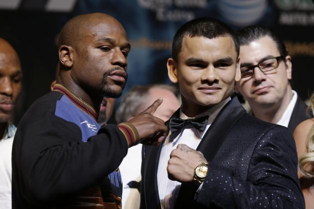 Maidana vs. Mayweather: What Twitter Universe Is Saying Before Big-Time Bout
