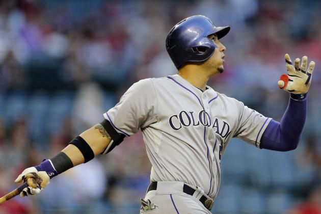 Carlos Gonzalez Injury: Updates on Rockies Star's Finger and Return