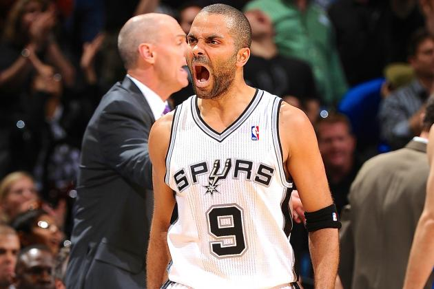 Can Tony Parker Carry San Antonio Spurs Throughout 2014 Playoffs?