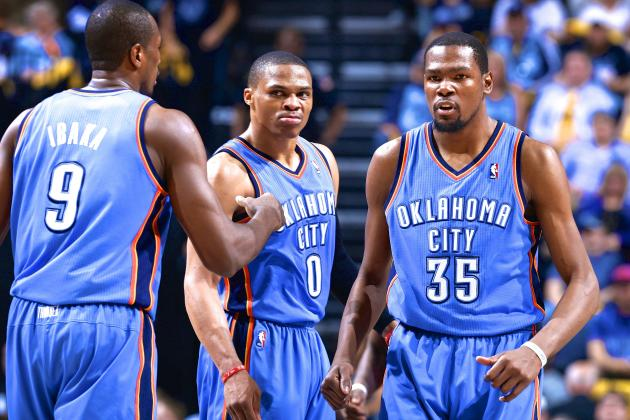 Thunder vs. Grizzlies: Game 6 Score and Twitter Reaction from 2014 NBA Playoffs
