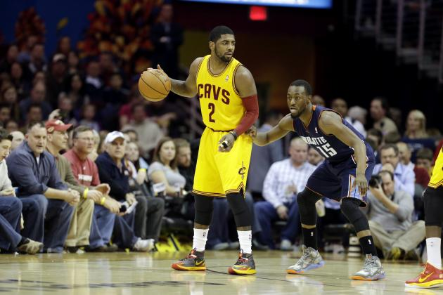Will Unhappy Stars Like Kyrie Irving Buck New CBA and Leave Money on the Table?