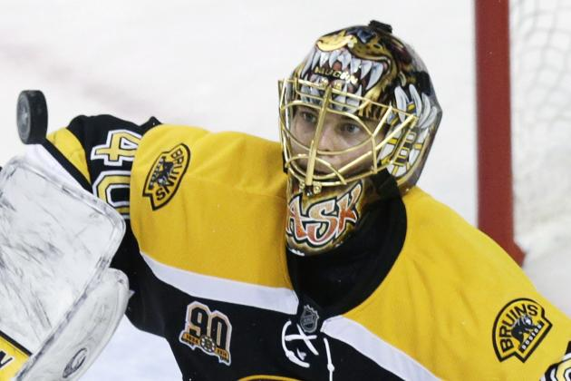Tuukka Rask on Game 1 Performance 'I Was [expletive] Tonight'