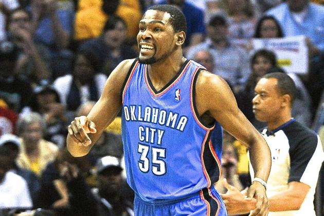 Kevin Durant Makes Statement Following 'Mr. Unreliable' Label
