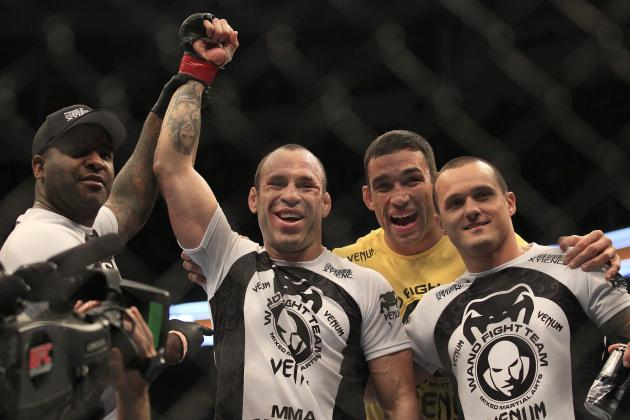 Wanderlei Silva on TUF: Brazil: 'Production Decided to Paint Me as the Villain'