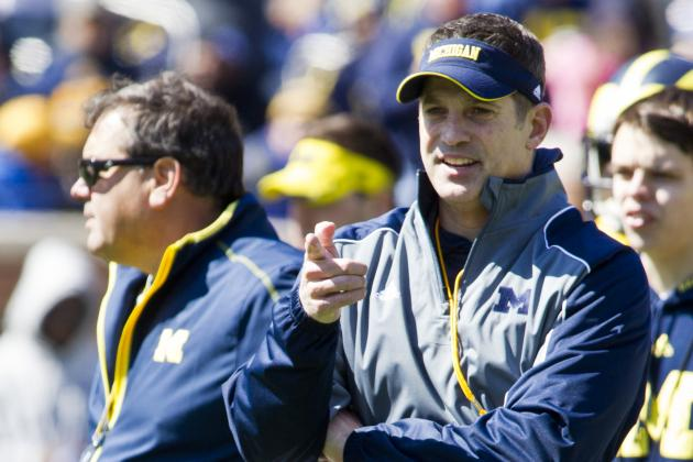 Michigan Football: Was Doug Nussmeier Hired One Year Too Late?
