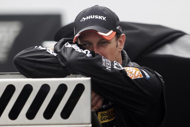 Why Have Toyota Cars Been Underperforming in 2014 NASCAR Sprint Cup Season?