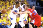 Curry, Warriors Survive to Push Series to Game 7
