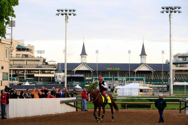 Kentucky Derby 2014: Undercard Info, Entries, Contenders and Lineup Analysis