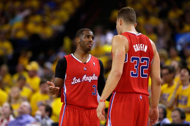 Los Angeles Clippers Blow Golden Opportunity to Close out Warriors