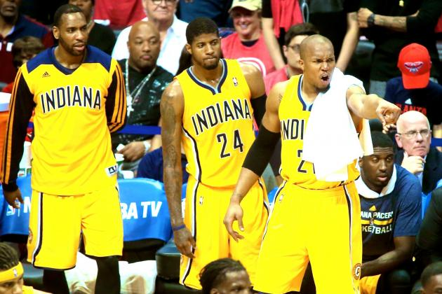 Indiana Pacers Avoid Epic Elimination, If Only Temporarily