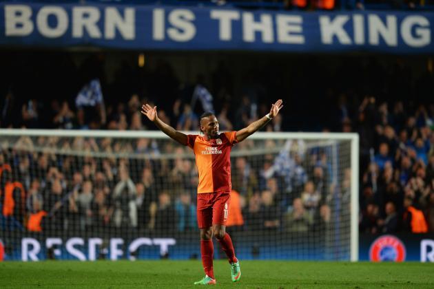 Debate: Should Chelsea Bring Back Didier Drogba?