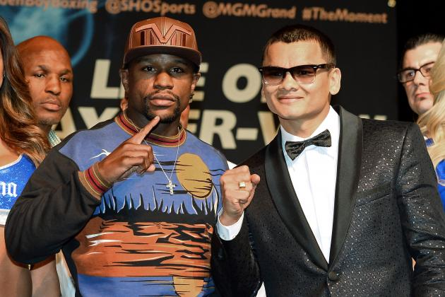 Mayweather vs. Maidana Fight: What Athletes Say About Highly Anticipated Bout