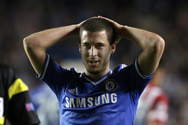 Eden Hazard and Fernando Torres Transfer Tipped to Lead Amazing Chelsea Exodus