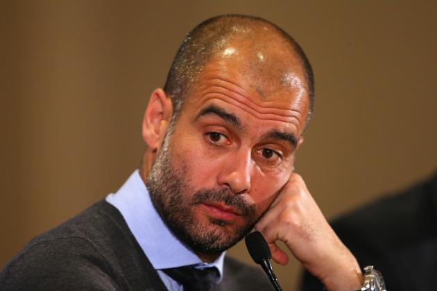 Pep Guardiola Sparks Major Doubts over Bayern Munich Future