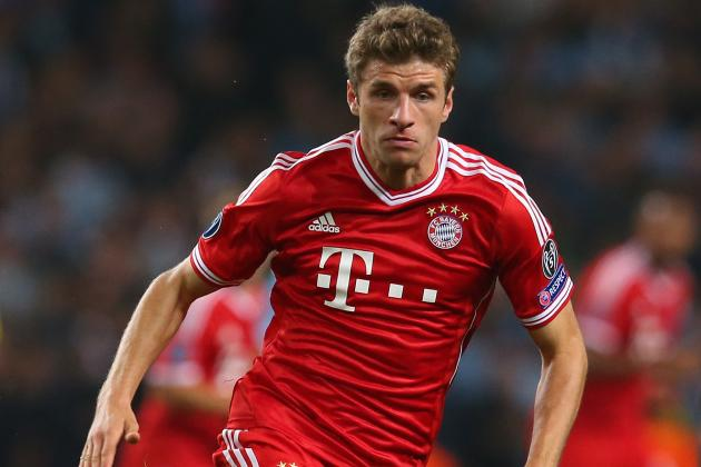 Manchester United Transfer News: Latest on Thomas Mueller, Cesc Fabregas, More