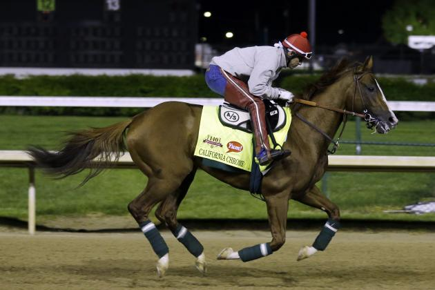 Kentucky Derby Picks 2014: Examining Latest Vegas Predictions and Odds