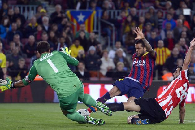 Should Barcelona Sell Dani Alves to Paris Saint-Germain?