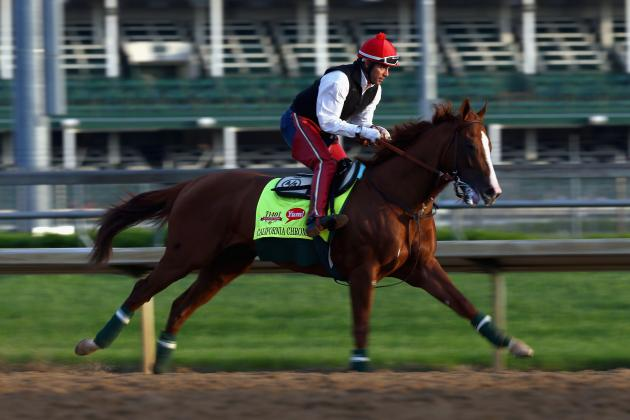 Kentucky Derby 2014: Updated Weather Forecast, Odds and Payout Info