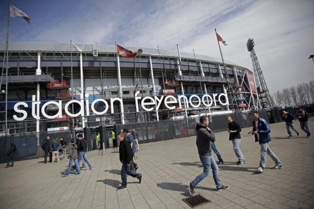 Feyenoord's De Kuip Stadium to Have Capacity Increased to 70,000
